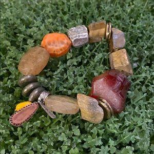 Gorgeous Multi Stone Silpada Bracelet